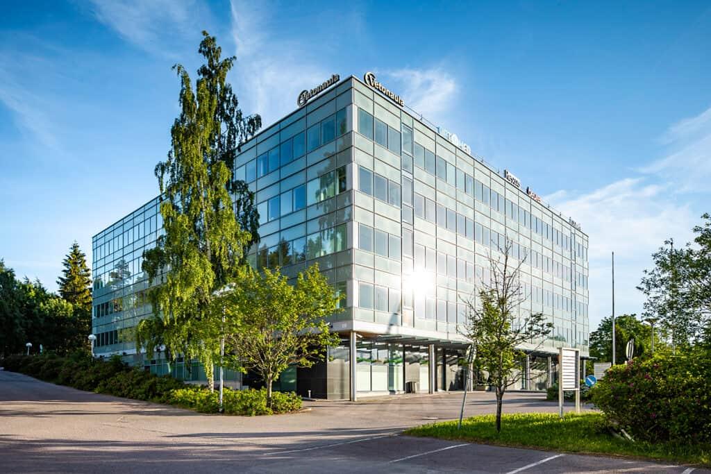 EAB Vuokrattavat toimitilat Sinihelmi Espoo